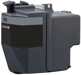 XL Druckerpatrone wie Brother LC-3211 BK, LC-3213 BK Black, Schwarz