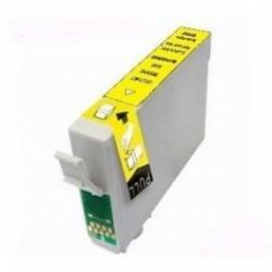 Druckerpatrone wie Epson T2704, T2714, T27 XL yellow