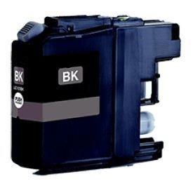 Druckerpatrone wie Brother LC-127 XL-BK Black, Schwarz