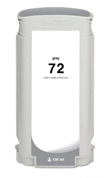 Refill Druckerpatrone HP 72 XL Grey C9374A