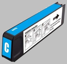 Druckerpatrone wie HP 971 XL Cyan - CN622AE + CN626AE