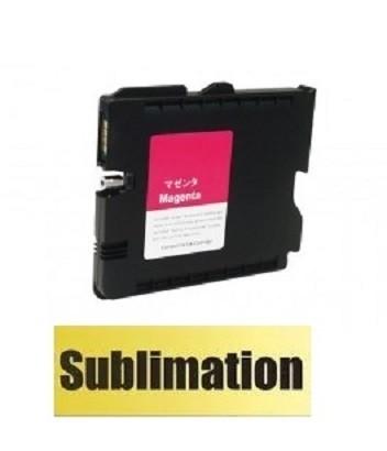 Druckerpatrone wie Ricoh GC 41 XL magenta, 405763, 405767 mit SUBLIMATIONSTINTE