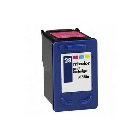 Refill Druckerpatrone HP 28 XL color, dreifarbig - C8728AE