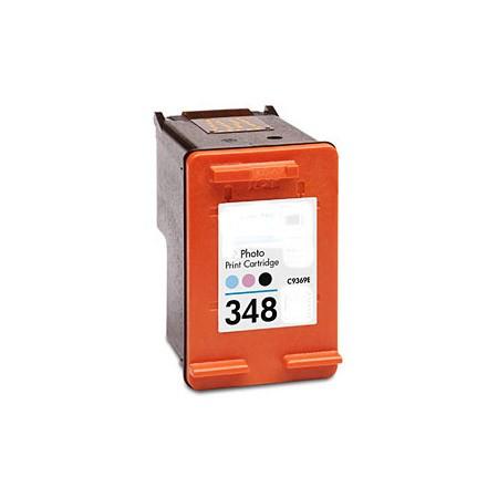 Refill Druckerpatrone HP 348 XL color, dreifarbig - C9369EE