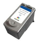 Refill Druckerpatrone Canon CL-41, CL-51 - Color, dreifarbig, 0618B001, 0617B001