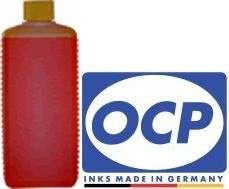 1 Liter OCP Tinte Y512 yellow für Brother LC-221, LC-223, LC-225