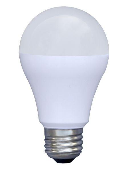 7 Watt LED Lampe in Birnenform, E27, Lichtfarbe warmweiß
