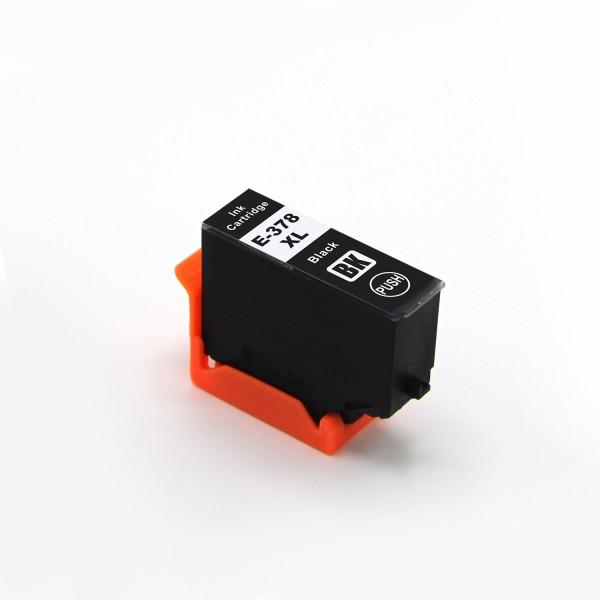Druckerpatrone wie Epson 378 XL Schwarz, Black