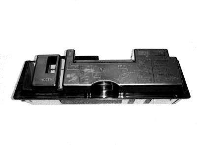 Tonerkartusche wie Kyocera TK-18 Black, Schwarz