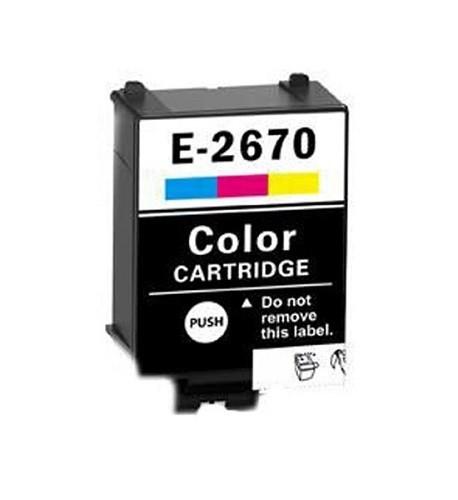 Druckerpatrone wie Epson T267 color