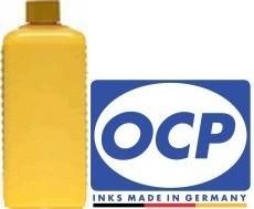 1 Liter OCP Tinte YP225 yellow, pigmentiert für HP Nr. 935