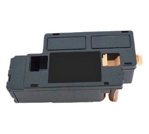 Kompatible Tonerkartusche für DELL C 1660 Black, Schwarz - 593-11130, 7C6F7, 4G9HP