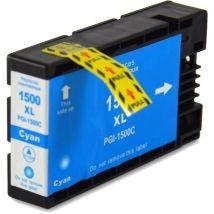 Druckerpatrone wie Canon PGI-1500 XL Cyan, 9193B001