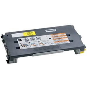 Tonerkartusche für Lexmark C500 Yellow C500H2YG