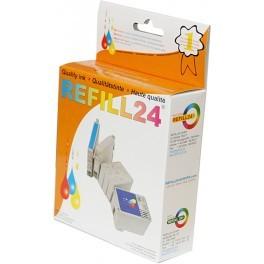Nachfüllset für Epson T071x, T128x, T129x, T16xx, T27xx, T70xx - 3 x 50 ml Sensient Tinte Color