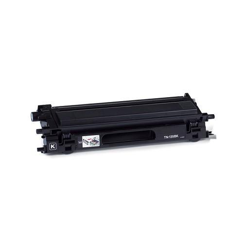 XL Tonerkartusche wie Brother TN-135BK, TN-130BK black, schwarz