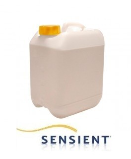 5 Liter Sensient Tinte BDY-1240 yellow für Brother LC-123, LC-125, LC-221, LC-223, LC-225, LC-3213