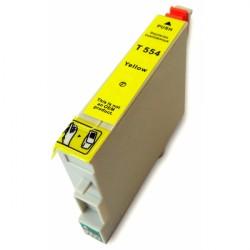 Druckerpatrone wie Epson T0554 Yellow