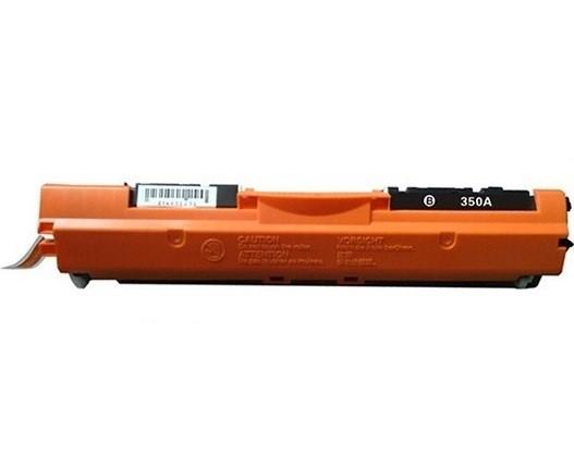 Tonerkartusche wie HP CF350A - 130A Black, Schwarz