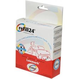 Nachfüllset für Lexmark - 3 x 50 ml Sensient Tinte Color