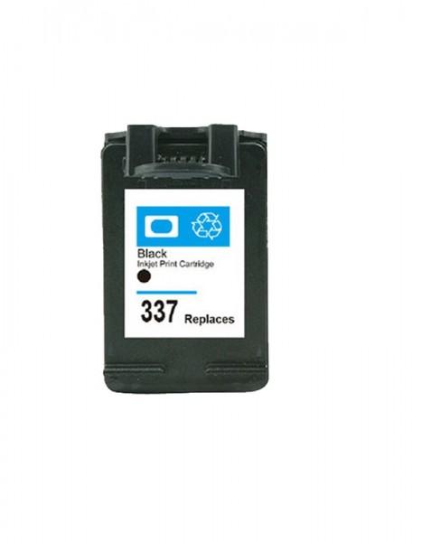 Refill Druckerpatrone HP 337 XL schwarz, black - C9364EE