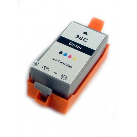 Druckerpatrone wie Canon CLI-36 Color, dreifarbig, 1511B001
