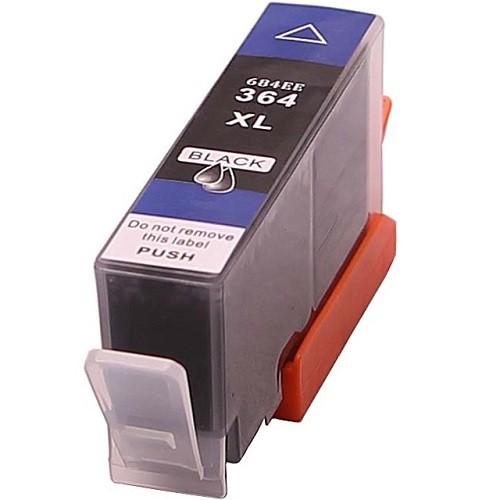 Druckerpatrone wie HP 364 XL schwarz, black (550 S.) - HP CN684EE, CB321EE, CB316EE