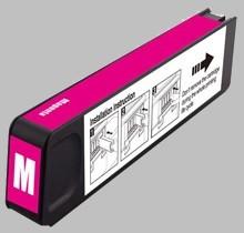 Druckerpatrone wie HP 971 XL Magenta - CN623AE + CN627AE