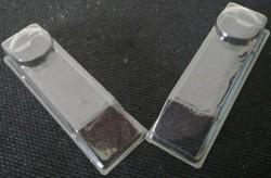 10 x Transportkappe, Caps für Canon BCI-3 eBk und PGI-5, PGI-520, PGI-525