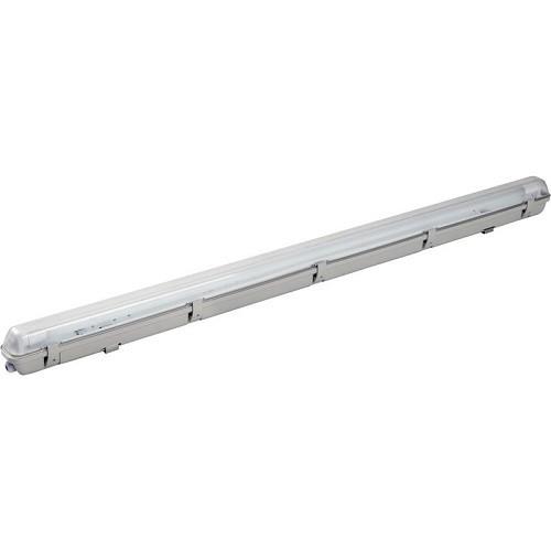 LED-Wannenleuchte + LED Röhre 150 cm, Lichtfarbe Neutralweiß 4000K