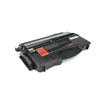 Tonerkartusche für Lexmark E 120 Black, Schwarz 12016SE, 12036SE