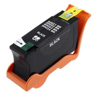 Druckerpatrone wie Dell 21 - 592-11331, 592-11315, Y498D schwarz, black