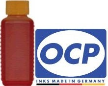 100 ml OCP Tinte Y512 yellow für Brother LC-221, LC-223, LC-225