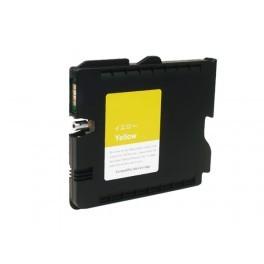 Druckerpatrone wie Ricoh GC-21 yellow, 405535