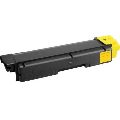 Kompatible Tonerkartusche Kyocera TK-580 Yellow