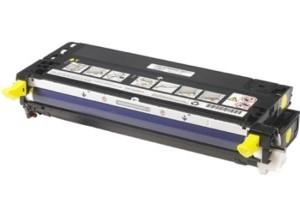 Tonerkartusche für DELL C 2660, C 2665 Yellow - 593-BBBR